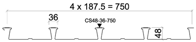 composit-CS-48-36-750